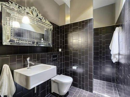 best 20+ waschbecken schwarz ideas on pinterest, Wohnzimmer design