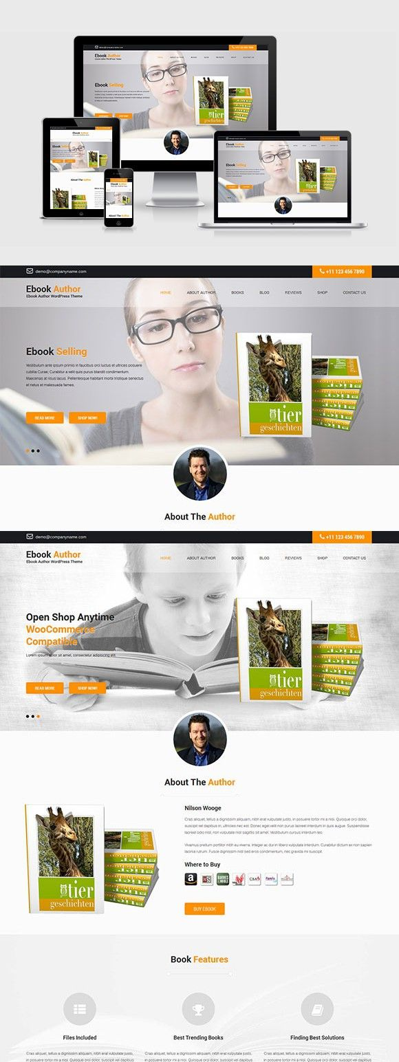 55 best wordpress landing page themes images on pinterest launch ebook wordpress theme wordpress landing page themes 4800 fandeluxe Image collections