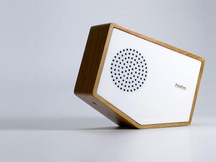 Tilt Radio by Luka