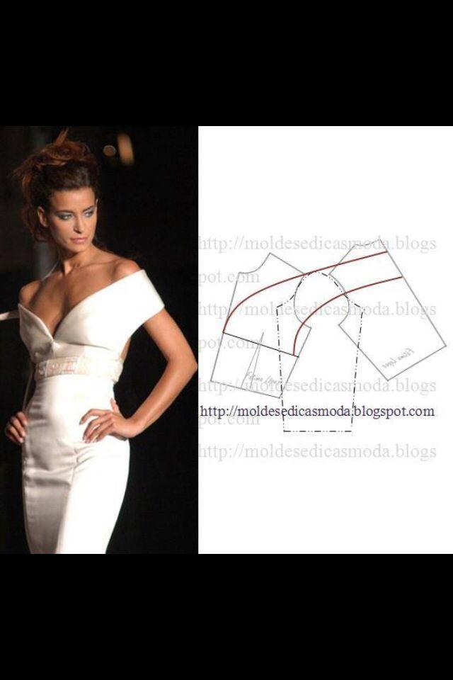 :) белое платье,футляр, элегантное,прямое,выкройка,построение лекала