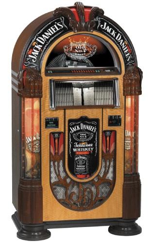 Jack Daniels Jukebox