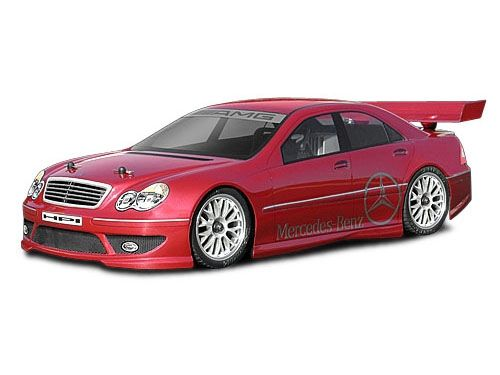 HPi Mercedes-Benz AMG C32 (200mm) HPI Racing is proud to announce our newest 200mm sedan body: the all-new Mercedes-Benz AMG C32! Late model Mercedes sedans have been highly praised for their good looks and refinement and HPI body de http://www.comparestoreprices.co.uk/rc-toys/hpi-mercedes-benz-amg-c32-200mm-.asp