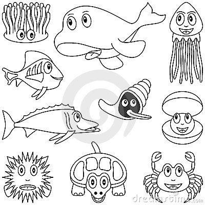 ζώα της θάλασσας - Google Search