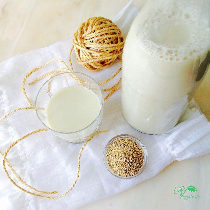 Bebida Vegetal de Quinoa