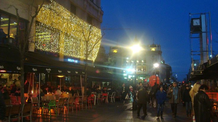 Visitez Belgrade (Виситез Белград) Belgrade en fête