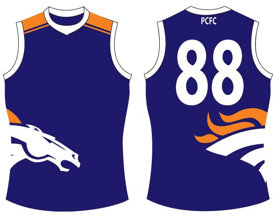 Broncos Footy Jersey