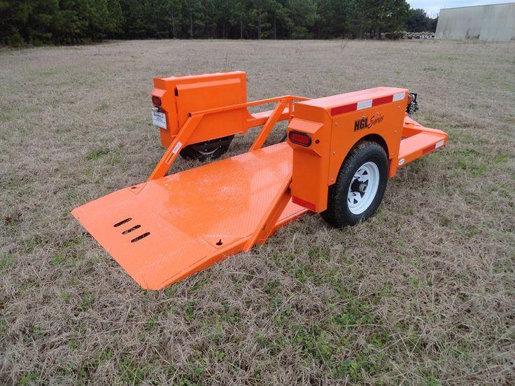 Hydraulic Drop Deck Trailer Blueprint : Ideas about equipment trailers on pinterest
