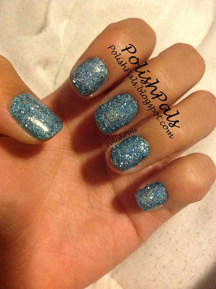 66 best polishpals tutorials images on pinterest nail art learn how to create beautiful glitter nails by using your glitter at home prinsesfo Image collections