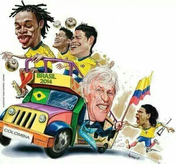 ¡¡¡¡¡SELECCION COLOMBIA¡¡¡¡¡