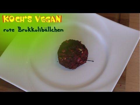 ▶ Kürbisbällchen mit Pilzen - Champignons zubereiten - vegane Rezepte von Koch's vegan - YouTube