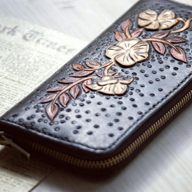 black wallet is perfect gift