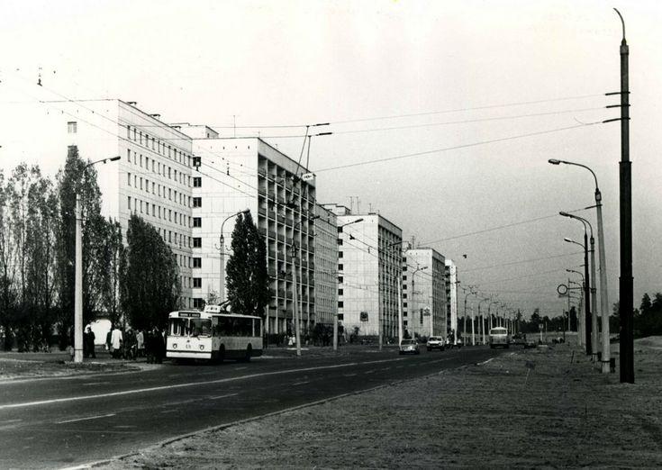 Северодонецк, троллейбус ЗиУ-682В № 48; Северодонецк — Исторические фотографии