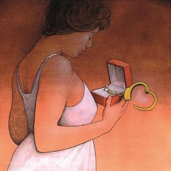 Artist Summarizing the Impact of Technology on the Modern World in 20 Illustrations: aw Pawel Kuczynski