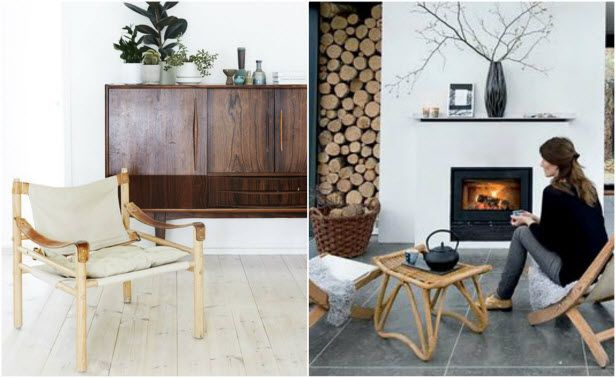 Past Meets Present: A Sweet Sling Fling (http://blog.hgtv.com/design/2014/04/17/past-meets-present-a-sweet-sling-fling/?soc=pinterest): Interior Design, Wonderful Spaces, Living Spaces, Awesome Interiors, Sweet Sling, Wood Thing, Wood Walls