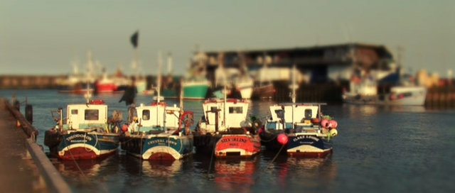 hometown by Steve Brunton. A short film about Bridlington harbour, the town I grew up in.