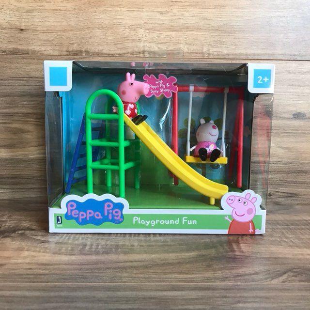 Cool item: New Peppa Pig Playground Fun