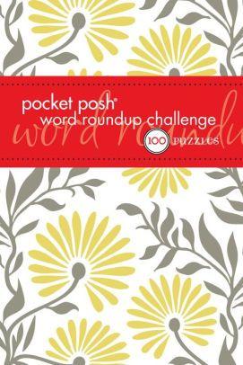 Pocket Posh Word Roundup Challenge: 100 Puzzles