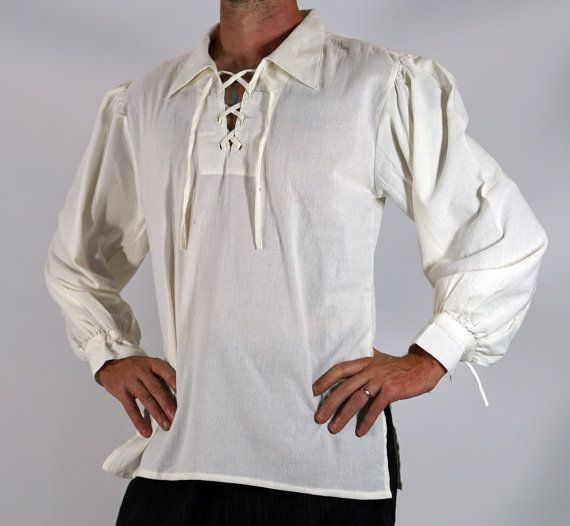 Hey, I found this really awesome Etsy listing at https://www.etsy.com/listing/235149429/merchant-shirt-cream-steampunk-steampunk