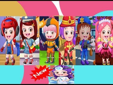My Baby Hazel Top 7 Dress up-Free Girl Games Online