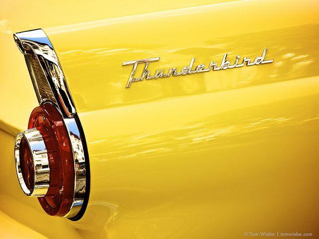 yellow T bird: Luxury Sports Cars, Classic Cars, T Birds, Vintage Cars, Color, Mellow Yellow, Yellow Thunderbird, Ford Thunderbird, Mellowyellow