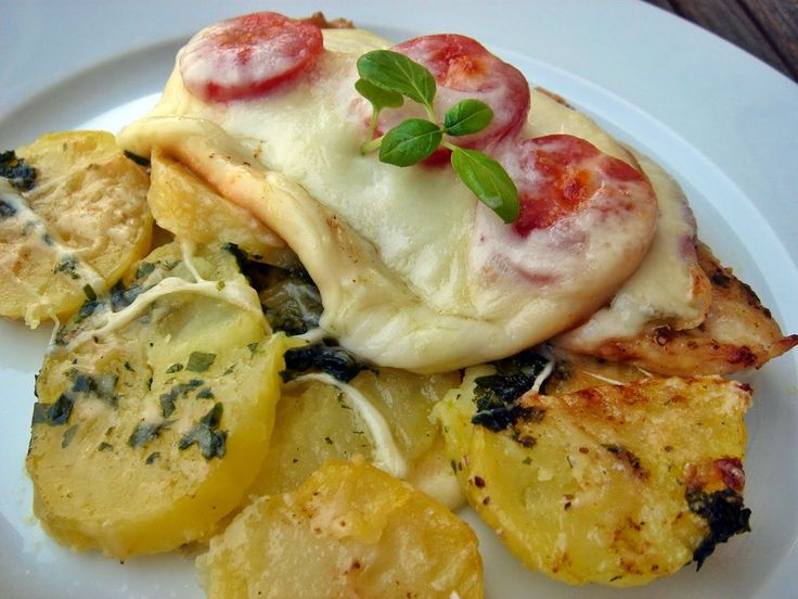 Eszembe jutott a napokban, hogy olaszos csirkét már olyan régen készítettem:     Csirkemell steak olaszosan – paradicsommal,...