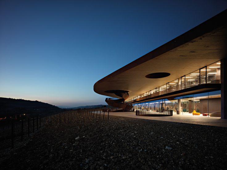 Gallery of Antinori Winery / Archea Associati - 6