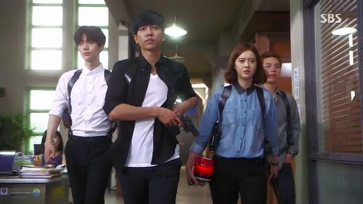 P4~~. You're All Surrounded. Drama (2014)