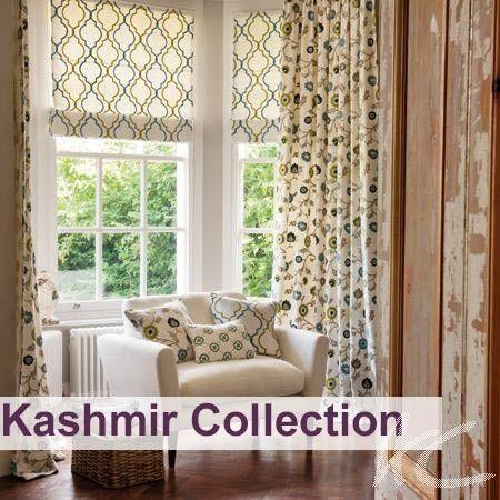 #Prestigious #Kashmir #Fabric #Room