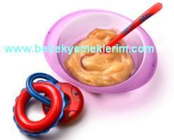6 Aylık Bebek Yemekleri