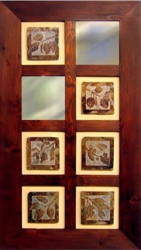 Espejo de 8  Talla directa