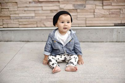 Fall 2014 Collection: Geo Bear Leggings for your baby or toddler from www.brikhouse.com. Pic by Cradle Creations.