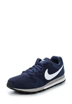 Кроссовки, Nike, цвет: синий. Артикул: NI464AMFMU50. Мужская обувь / Кроссовки и кеды / Кроссовки / Низкие кроссовки