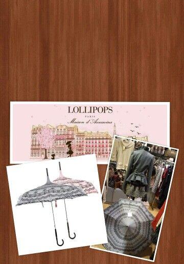 Paraguas Lollipops