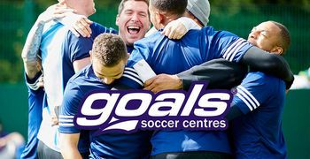 Big savings on five-a-side footbal- goals, five, a, side, football, matches, discount