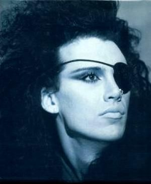'80s icon Pete Burns