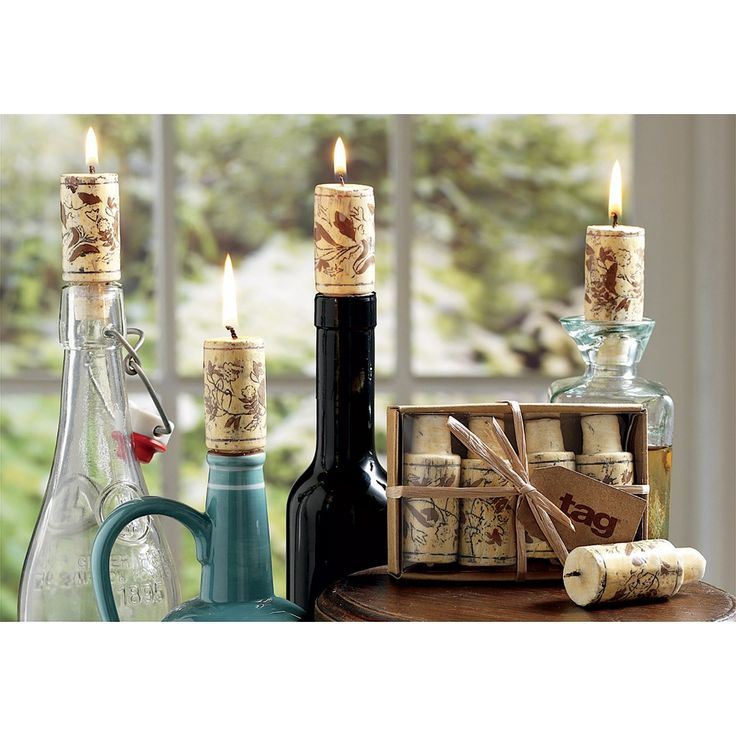 Cork Candles: 98 Best Images About Candles, Spa & Aroma On Pinterest