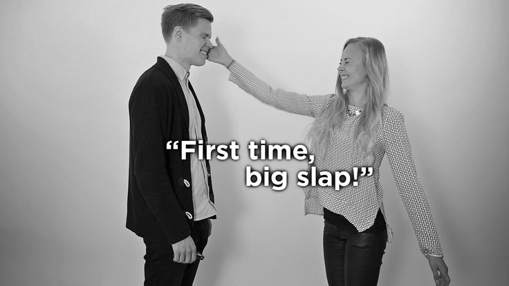 Go:group - First time, big slap!