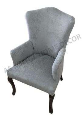 AS Koltuk Home Decor: For Sale - Grey Classic Restaurant Armchair