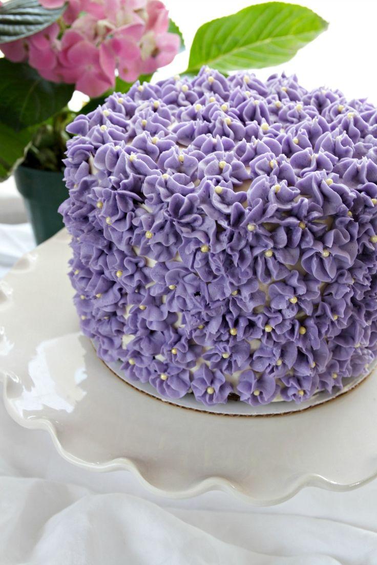 Pansy Cake 3