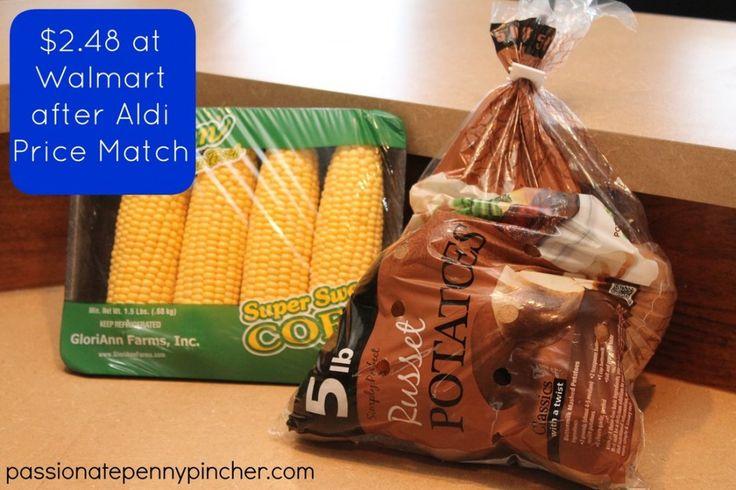 Price Matching At Walmart