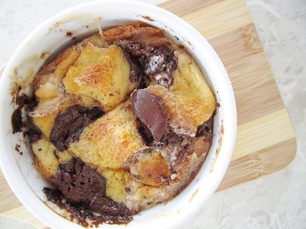 more's Bread Pudding - I've been wanting to make bread pudding ...