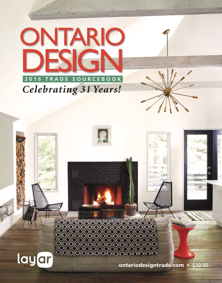 Attention Designers/Decorators/Architects/Builders & Contractors/Renovators & Specifiers:  We are pleased to announce that 2016 digital edition of Ontario Design Trade Sourcebook is now online for your resourcing pleasure! Use Ontario Design, the BEST RESOURCE GUIDE, now and throughout the year to easily find the suppliers needed for all your projects! Stop searching, and start finding exactly what you need here...