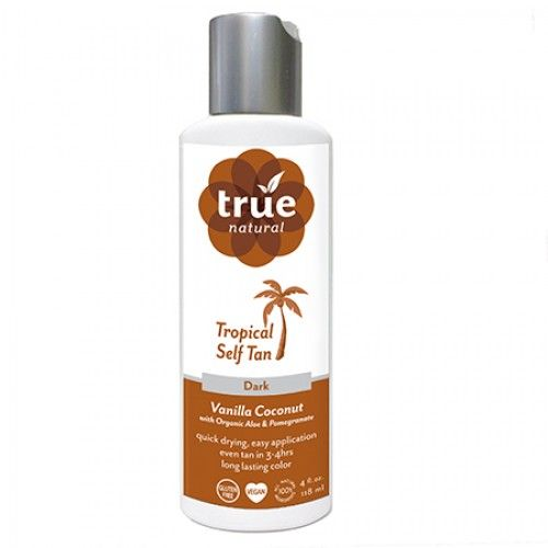 True Natural Self Tanner - non toxic self tanner, made in USA | Organic sunless tanner + sunless tanning tips