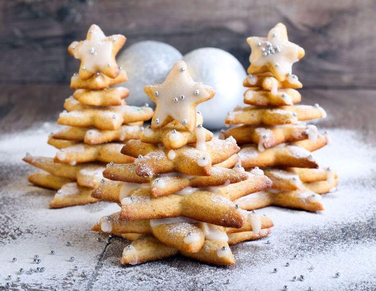Weihnachtlicher geht es kaum: Das Rezept für den Lebkuchen-Weihnachtsbaum schmeckt köstlich und lässt die Zeit bis zum Fest im Nu vergehen.