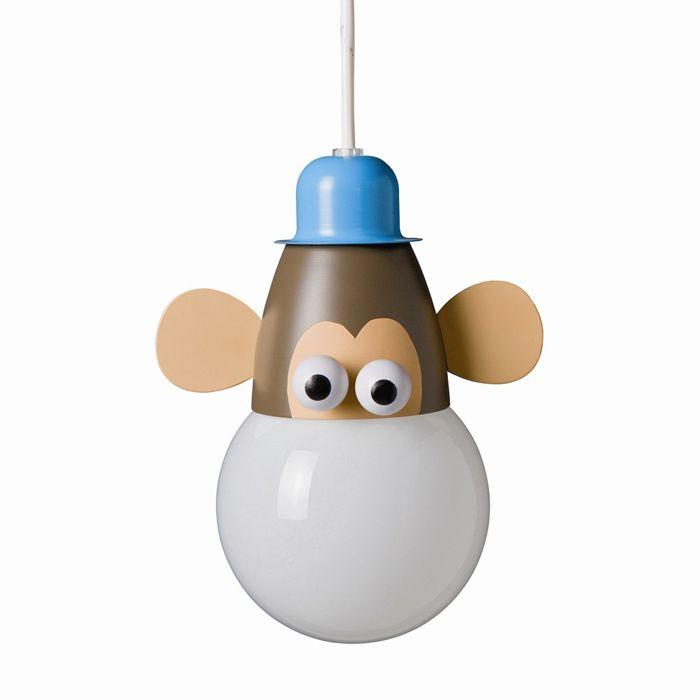 Monkey (Ceiling), Ceiling Lights, Globug - Kids & Home Lighting