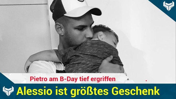 Er ist der wichtigste Gast auf Pietro Lombardis (25) Party! Der Sänger feiert heute seinen 25. Geburtstag und wird auf seinen Social-Media-Kanälen von seinen Followern mit Glückwünschen überhäuft. Doch nicht nur für diesen Fansupport ist der DSDS-Sieger unglaublich dankbar: Anlässlich seines Ehrentages richtet er liebevolle Worte an seinen Sohn Alessio.   Source: http://ift.tt/2sboOeW  Subscribe: http://ift.tt/2sISlJR am B-Day tief ergriffen: Alessio ist größtes Geschenk
