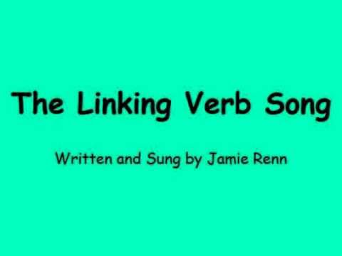 Linking Verb Song by Jamie Renn  no way I could sing this, but love it!