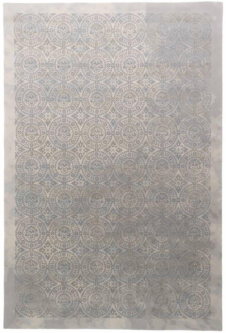 Brocart BO1, Antho10gy, Tai Ping #Antho10gy #Brocart #Beige #BestOf #Contemporary #Luxury #Rug #Carpet #Tapis #Design #InteriorDesign #Deco #Art #Bespoke #Custom #Unique #HandTuft #HandMade #HandCrafted #Artisans #RugsCreatedByUs #TaiPing #HouseOfTaiPing