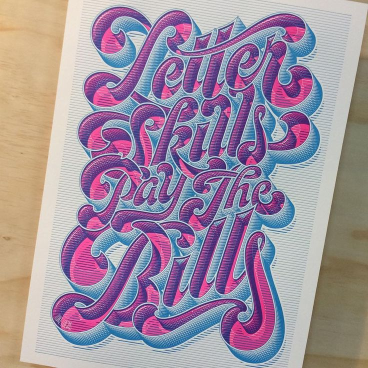 """""""Letter Skills Pay The Bills"""" by Luke Lucas"""