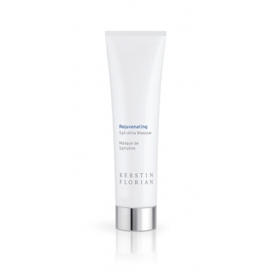 Rejuvenating Spirulina Masque 80ml, £47.00. Normal, Dry and Aging Skin  Rich in antioxidants, vitamins, minerals, protein and Chlorophyll, Blue-Green Spirulina Algae is the ultimate nutrient boost for dull skin. This stimulating treatment nourishes the skin while promoting a healthy, more youthful looking appearance.